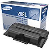 Genuine Samsung MLT-D208L-TAA High Yield Black Toner Cartridge