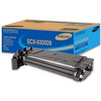Samsung New Original SCX-6320D8 Black Toner Cartridge