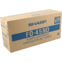 Sharp FO45ND Genuine Black Toner Cartridge