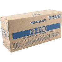 Genuine SHARP FO47TD Fax Toner Cartridge