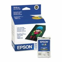 New Original Epson T018201 Tri-Color Ink Cartridge