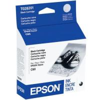 New Original Epson T028201 Black Ink Cartridge