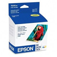 New Original Epson T041020 Tri-Color Ink Cartridge