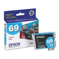 New Original Epson T069220 Cyan Ink Cartridge