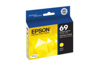 New Original Epson T069420 Yellow Ink Cartridge