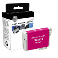 EPSON T125 Magenta Remanufactured Ink Cartridge (T125320)