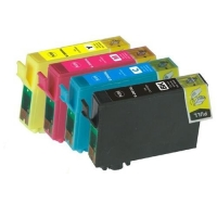 Epson T200 - 4 Color Ink Cartridge Set, Remanufactured BCMY Combo