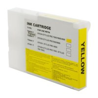 Epson T543400 Pigment Yellow Remanufactured Ink Cartridge