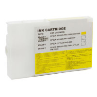 Epson T544400 Pigment Yellow Remanufactured Ink Cartridge