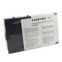 Epson T545100 Dye Photo Black Remanufactured Ink Cartridge
