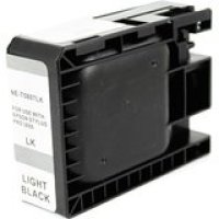 Epson T580700 Pigment Light Black Remanufactured Ink Cartridge