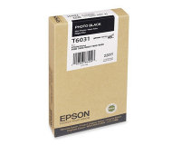 New Original Epson T603100 Pigment Photo Black Ink Cartridge