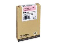 New Original Epson T603600 Pigment Light Magenta Ink Cartridge