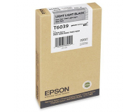 New Original Epson T603900 Pigment Light Light Black Ink Cartridge