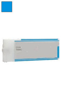 Epson T606200 Pigment Cyan Remanufactured Ink Cartridge
