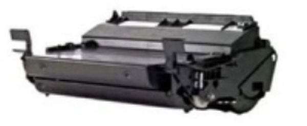 Lexmark 12A5745 black High Yield Remanufactured Toner (25,000 Yield)