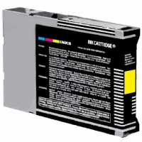 Epson T624400 Solvent Yellow Remanufactured Ink Cartridge
