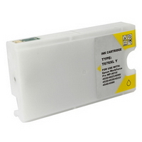 Epson T676xl420 High Yield Yellow Remanufactured Ink Cartridge