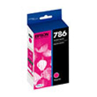 Genuine EPSON T786 Magenta Ink Cartridge (T786320)