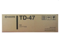 Genuine Kyocera TD-47 Toner & Drum Cartridge