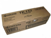 Genuine Kyocera TK-132 Black Toner Cartridge