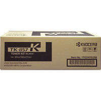 Genuine Kyocera TK-857K Black Toner Cartridge