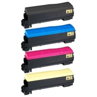 Kyocera TK562 Compatible - 4 Color Toner Cartridge Set