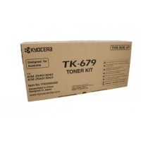 New Original Copystar TK679 Black Toner Cartridge