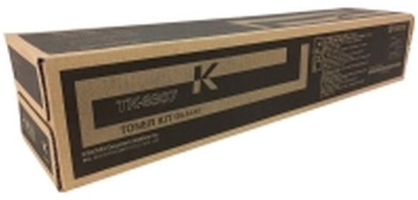 New Original Kyocera TK-8307K Black Toner Cartridge