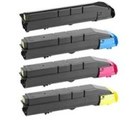Copystar TK8309 Compatible - 4 Color Toner Cartridge Set