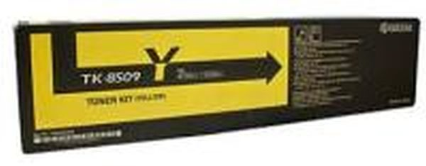 New Original Copystar TK-8509Y Yellow Toner Cartridge