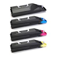 Kyocera TK882 Compatible - 4 Color Toner Cartridge Set