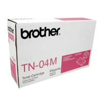 Genuine Brother TN04 Magenta Toner Cartridge