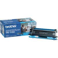 Genuine Brother TN115 Cyan Toner Cartridge