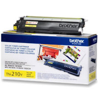Genuine Brother TN210 Yellow Toner Cartridge
