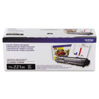 Genuine Brother TN221 Black Toner Cartridge