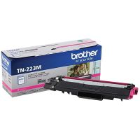 Genuine Brother TN223M Magenta Toner