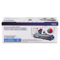 Genuine Brother TN225 Cyan Toner Cartridge