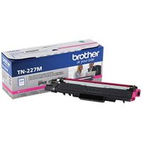Genuine Brother TN227M Magenta High Yield Toner