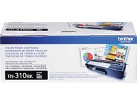 Genuine Brother TN310 Black Toner Cartridge