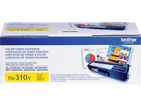 Genuine Brother TN310 Yellow Toner Cartridge