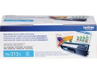 Genuine Brother TN315 Cyan Toner Cartridge