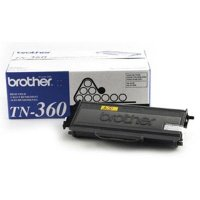 Genuine Brother TN360 Black Toner Cartridge
