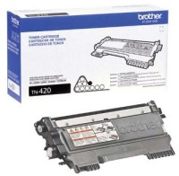 Genuine Brother TN420 Black Toner Cartridge