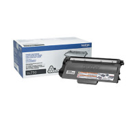 Brother TN750 Black Remanufactured Toner Cartridge