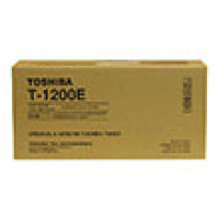 Genuine Toshiba T1200 Black Toner Cartridge