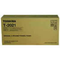 Genuine Toshiba T2021 Black Toner Cartridge