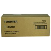 Toshiba T3500 Genuine Black Toner Cartridge