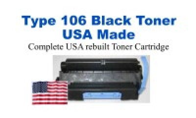 0264B001AA,C106,FX11,1153B001AA Black Premium USA Made Remanufactured Canon toner