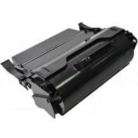 Lexmark X651H21A Black High Yield Remanufactured Toner (25,000 Yield)